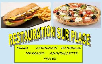 restauration sur place